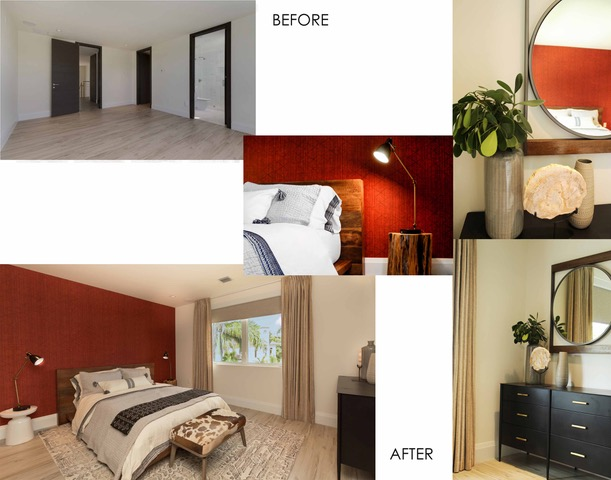 BEFORE-AFTER-9 Southern Estates Homes